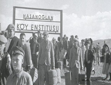 Köy Enstitülerinin 77. kuruluş yıldönümü