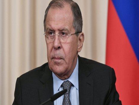 Lavrov: Pentagon'un 'Suriye'den çekilmeme' açıklaması Cenevre anlaşmalarıyla çelişiyor
