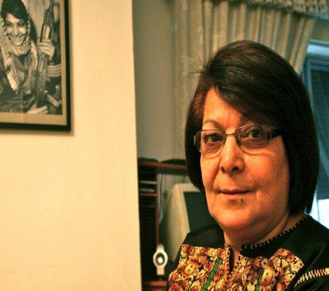 Leyla Halid: Kimse bölgede adil bir barış için Amerika'ya itimat edilebileceğini düşünmesin