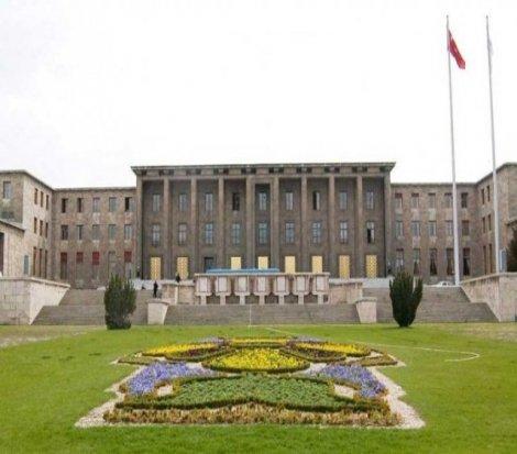 Meclis binası 153 milyona yenileniyor