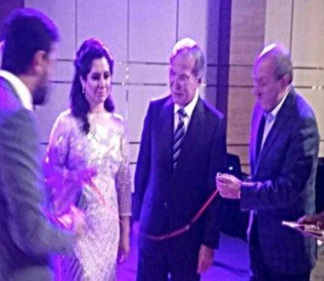Mehmet Ali Şahin sekreteri Zuhal Fırat'la evleniyor