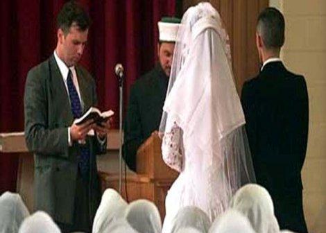 Müftülere nikah yetkisi veren yasa tasarısı ertelendi