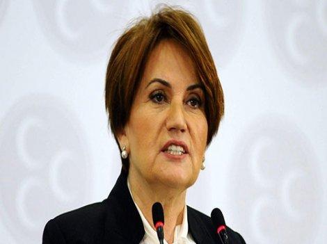 Niğde Valiliği'nden Meral Akşener'e özel yasak