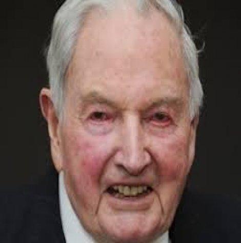 Oligark David Rockefeller öldü