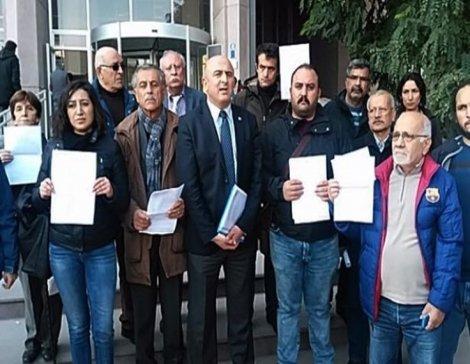 Ömer Faruk Eminağaoğlu'dan istifa eden belediye başkanları hakkında suç duyurusu