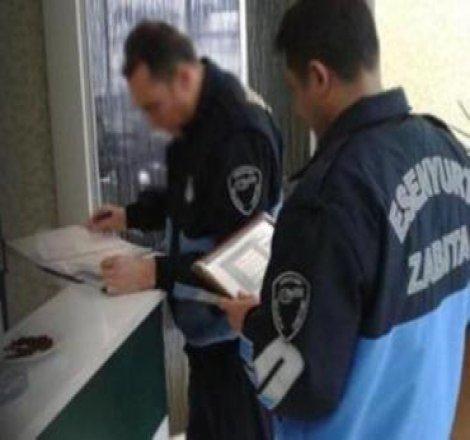 Özel harekatçıları Esenyurt Belediyesi'nde zabıta yapmışlar