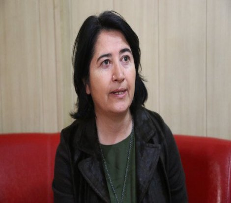 Serpil Kemalbay HDP Eş Genel Başkanı oluyor