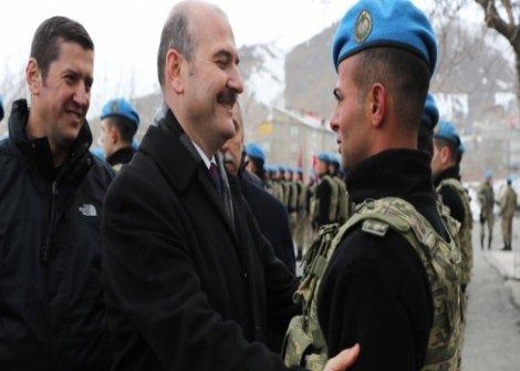 'Suriye'deki Jandarma ve Polis Özel Harekat birliklerine yemek verilmiyor' iddiası