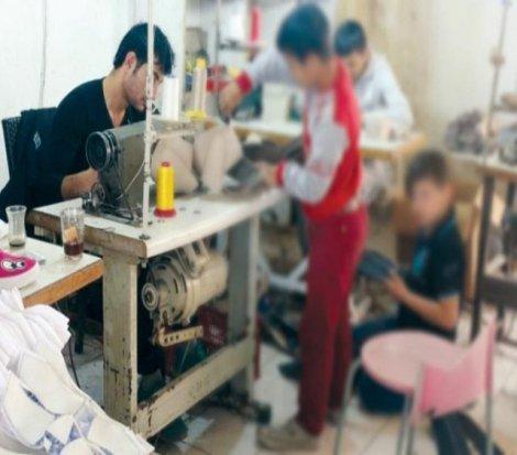 'Suriyeli çocukları, daha çok kâr için çalıştırıyorum'