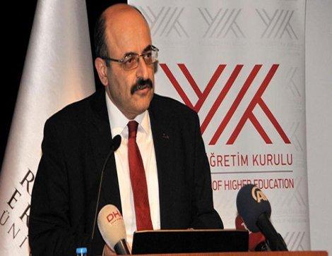 YÖK Başkanı Saraç, yeni üniversiteye giriş sistemini açıkladı