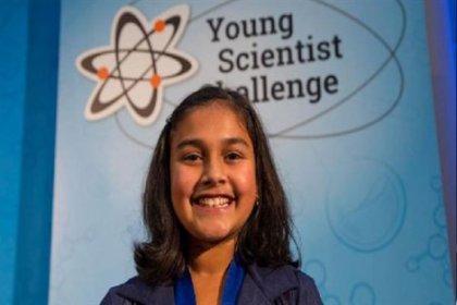 11 yaşında sudaki kurşun seviyelerini ölçebilen sensör geliştirdi!