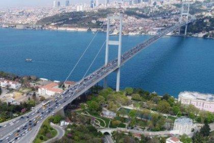 15 Temmuz Şehitler Köprüsü'nde çalışmalar tamamlandı