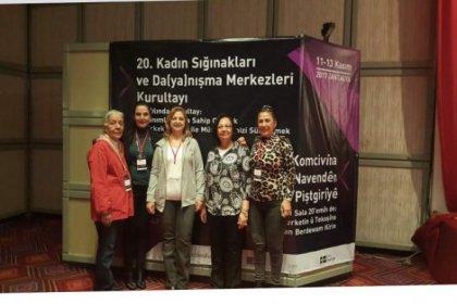 20. Kadın Sığınakları ve Dayanışma Kurultayı'nın sonuç bildirgesi açıklandı