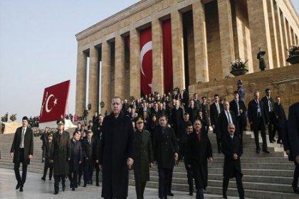 'AK Parti hiç bu kadar Atatürkçü olmamıştı, ey yüzde 50 artı 1, nelere kadirmişsin'