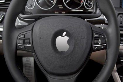 Apple'dan sürücüsüz otomobil