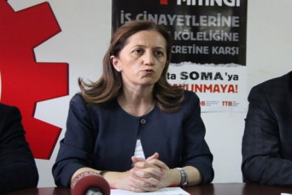 Arzu Çerkezoğlu'ndan 14 Mart Tıp Bayramı mesajı