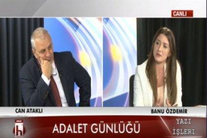 Banu Özdemir, Can Ataklı'ya konuk oldu