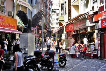 Beşiktaş'taki 8 bina birleştirilip 'tek bir mağaza' olacak