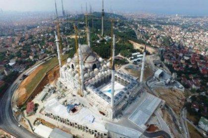 Çamlıca Camii'nin ezanı Topkapı'dan duyulacak
