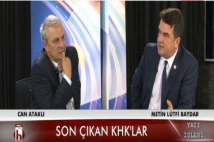 CHP'li Baydar: Adalet ve Kalkınma Partisi'nin Türkiye Cumhuriyeti'ne verdiği zararı kimse vermemiştir