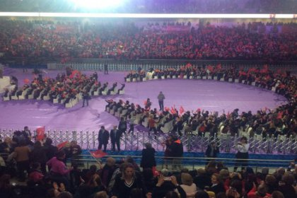 CHP'li binlerce kadın Ankara'da 'eşitlik ve adalet' için buluştu