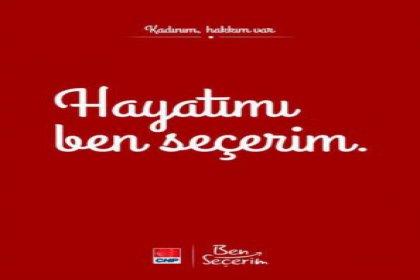 CHP'li kadınlar 'seçme ve seçilme hakkı'nın verilişinin 83. yıl dönümünde Ankara'da buluşuyor