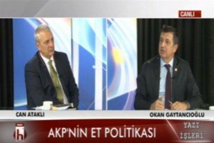 CHP'li Okan Gaytancıoğlu: Tarım küresel tehdit altında