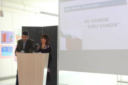 Demokrasi İçin Birlik: 16 Nisan referandum sandığı 'Kirli Sandık'tır