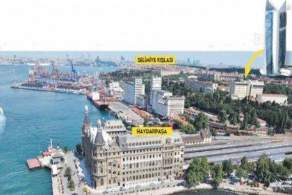 Dev otel projesi Kadıköy'ün tarihi siluetini değiştirecek