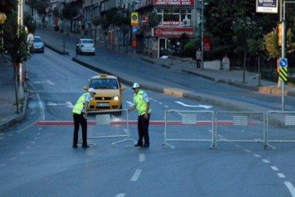 Dikkat! İstanbul'da bugün bu yollar kapalı!