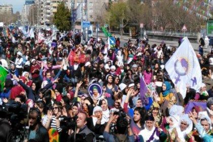 Diyarbakır'da 8 Mart mitingine izin çıktı