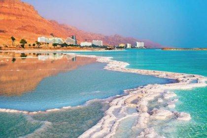 Dünyadaki en alçak göl: Lut Gölü