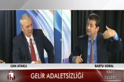 Ekonomist Bartu Soral: İşsizlik yatırım varsa düşüyor, inşaatla, ithalatla büyüyünce değil