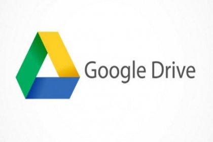 Google Drive kapatılıyor