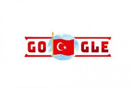 Google'dan 29 Ekim Cumhuriyet Bayramı'na özel doodle