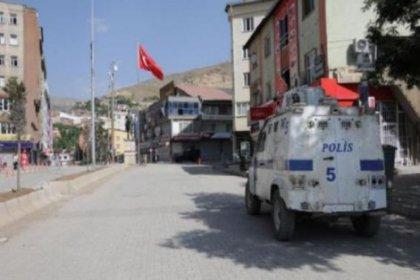 Hakkari'de gösteri ve yürüyüşlere 1 ay yasak