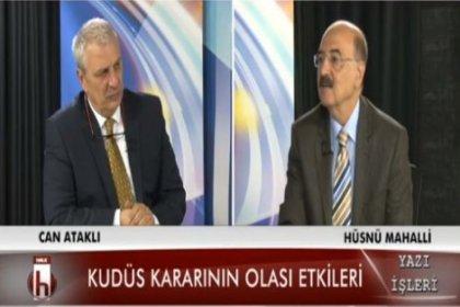 Hüsnü Mahalli: İran ve Türkiye 'Suriye'nin arkasındayız' dedikleri andan itibaren denklem değişir, ABD geri adım atar