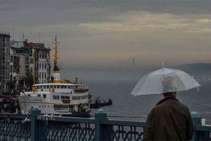 İBB'den İstanbul için kuvvetli yağış uyarısı