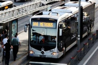 İncirli metrobüs durağı çalışma nedeniyle kapatılacak