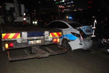 İstanbul'da 9 araç birbirine girdi