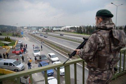 İstanbul'da büyük operasyon: Tüm giriş çıkışlar kapatıldı