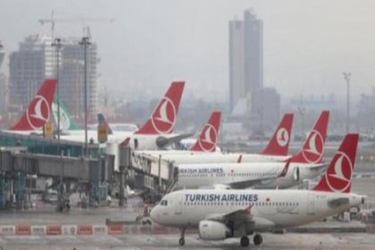 İstanbul'da hava trafiği durdu
