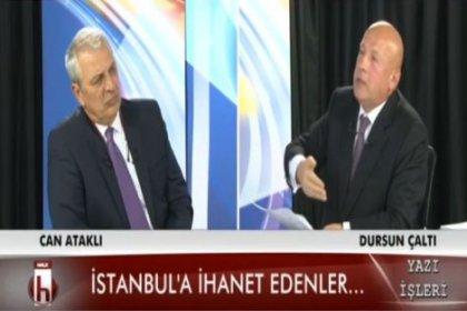 'İstanbul'da mezarlıkların dışında yeşil alan kalmadı, tek sorumlusu Recep Tayyip Erdoğan ve tayin ettiği adamlar'