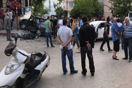 İstanbul'da polis dur ihtarına uymayan şüphelileri kovaladı
