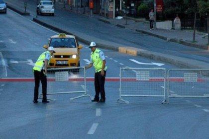 İstanbullular dikkat! Pazar günü bu yollar kapalı...