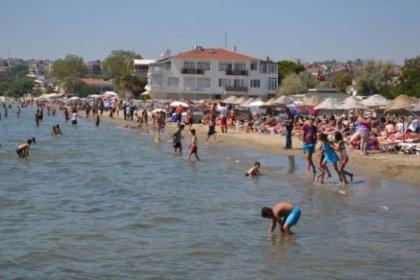İstanbullular sahillere akın etti