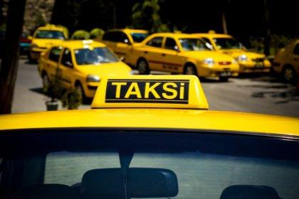 İstanbul'un göbeğinde akılalmaz taksici dehşeti!