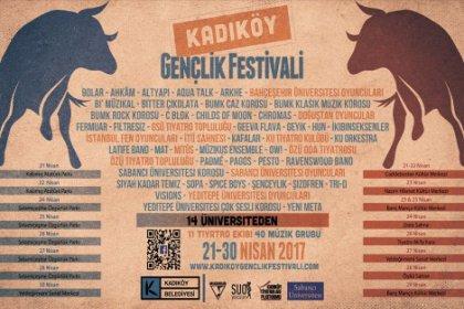 Kadıköy Gençlik Festivali'ne 'terör' iptali