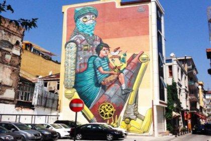 Kadıköy sokakları renkleniyor