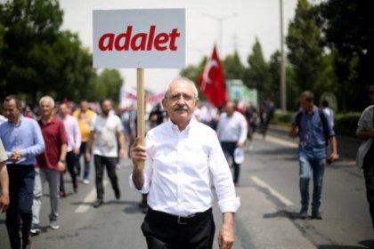Kılıçdaroğlu: İyi ki yola çıkmışız, umutsuzluk kırıldı